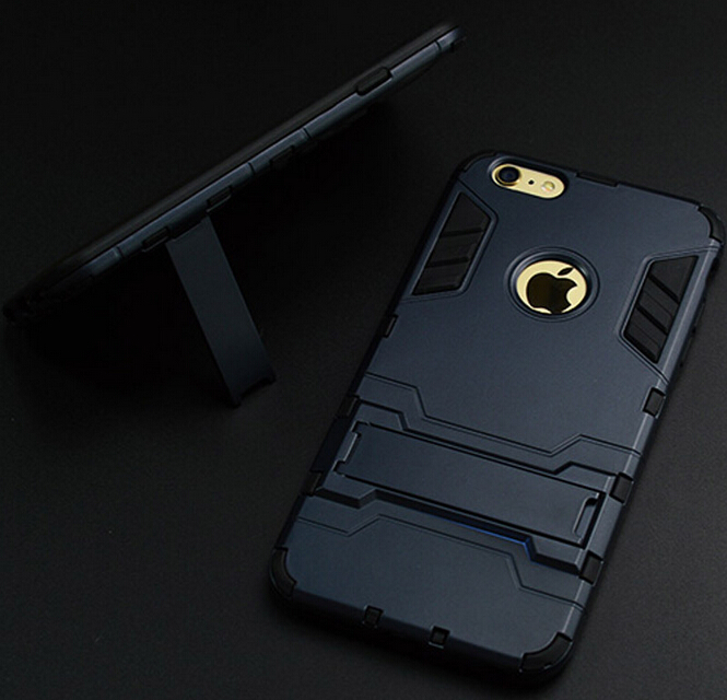wholesale luxury heavy duty bulk case for apple iphone 5/5s/6/6 plus/6s/6s plus cell phone case cover