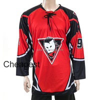 Healong Thermal transfer printing without brand sublimation transfer Wind Proof Soccer Jersey light weight