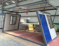 Container Folding House