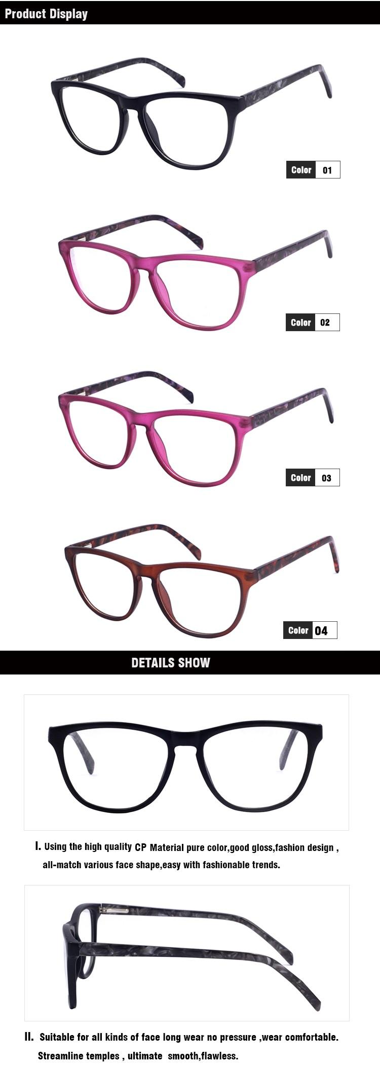 New Glasses Frames Styles 2014 : New Style 2014 Spectacle Frame Eyeglasses - Buy Frame ...