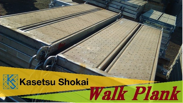 "Long-lasting and Durable model "" Used Walk Plank "" at reasonable prices"