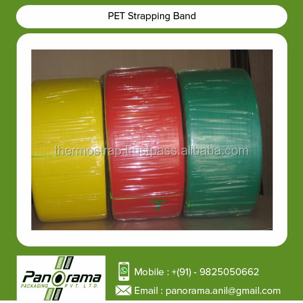 Export Quality Product Packaging Pet Strapping Band