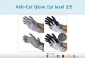 Anti-Cut Glove Level 3,lv 3 anti-cut