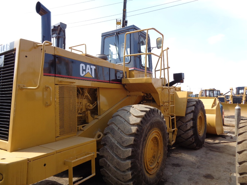 Used CAT 980C 980F Wheel Loader, Caterpillar 980 Wheel Loader for sale