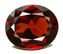 Cut semi precious stone In 11-15 mm size and in shapes octagon, round, pearnatural garnet loose gemstone