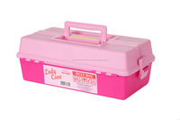 Cosmetic case - Makeup case - Lady Case - Medium Size 2 Drawers - ML400-2