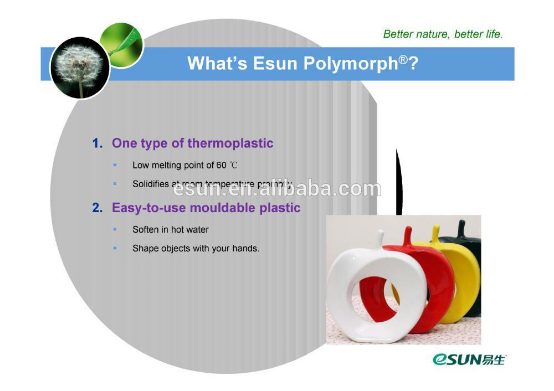 Best quality China cheap medical grade polymorph for orthopedic