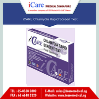 Chlamydia STD Rapid Test for Health Care Professional Use