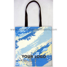 custom printed canvas tote bag from 4 oz to 20 oz cotton