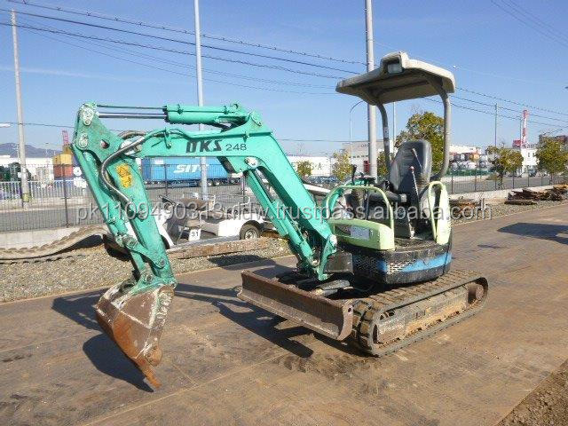 Used Yanmar Excavator Vio20, Japanese Yanmar Mini Excavator Cheap price