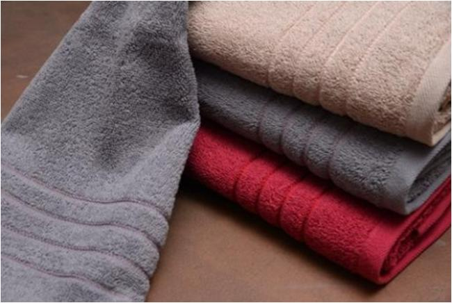 Five star hotel standards cotton fiber jacquard embroidery cotton towel