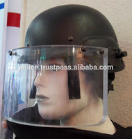 Tactical Ballistic Protection Helmet with visor