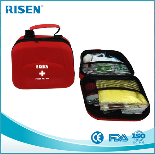 FDA CE Approved EVA Car First Aid Kit Emergency Use