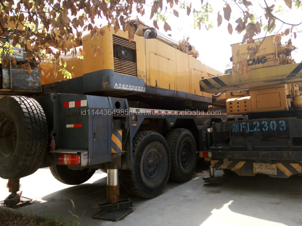 XCMG 500 ton all terrain crane camera jib crane made in china