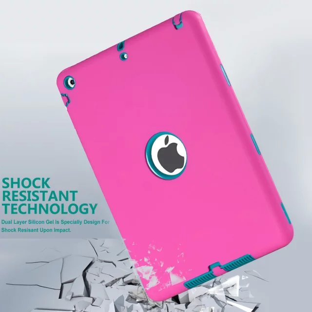 For ipad mini2 cover case luxury kids waterproof shockproof silicone