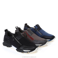 [BULLBOXER for REDY] neoprene zipper sneakers-2color