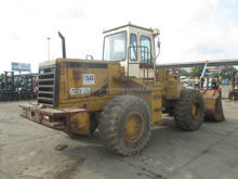 Kawasaki wheel loader 70Z, also KLD50Z,80Z