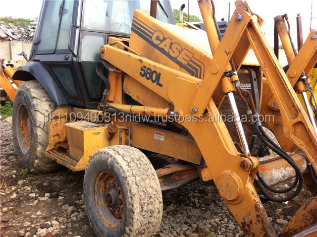 Used Case 580L Backhoe Loader for sale, Case 580 Backhoe Loader Cheap Price