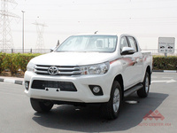 2016 TOYOTA HILUX 4X4 2.4L DIESEL MANUAL GLX + SR5 PACKAGE - EXPORT READY