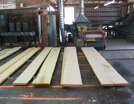 WHITE OAK LUMBER /RED OAK LUMBER