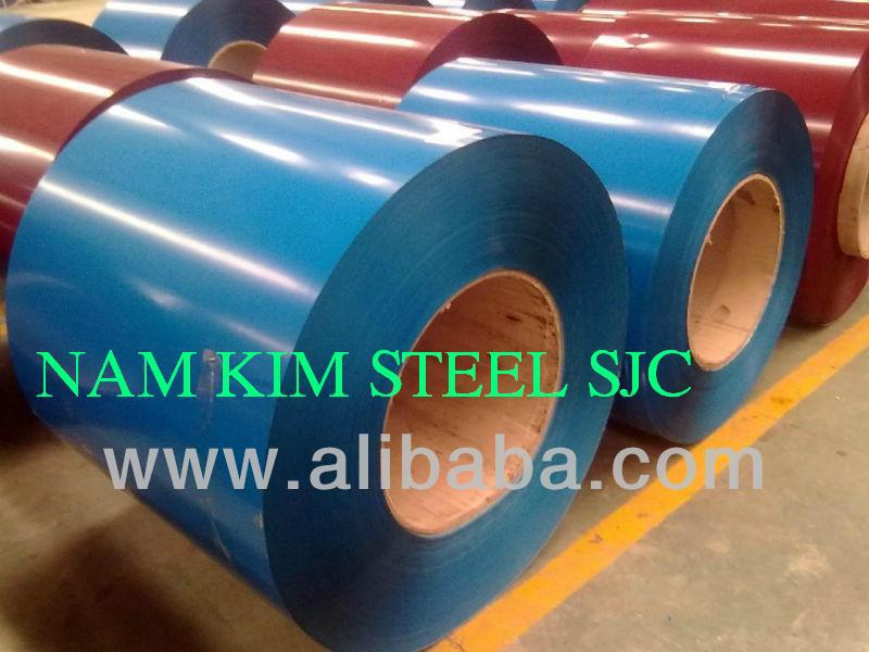 No Anti dumping Prepainted Galvanised Steel in coils