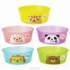 Fashionable made in china tableware, torune, cute animal, Japanese tableware kids