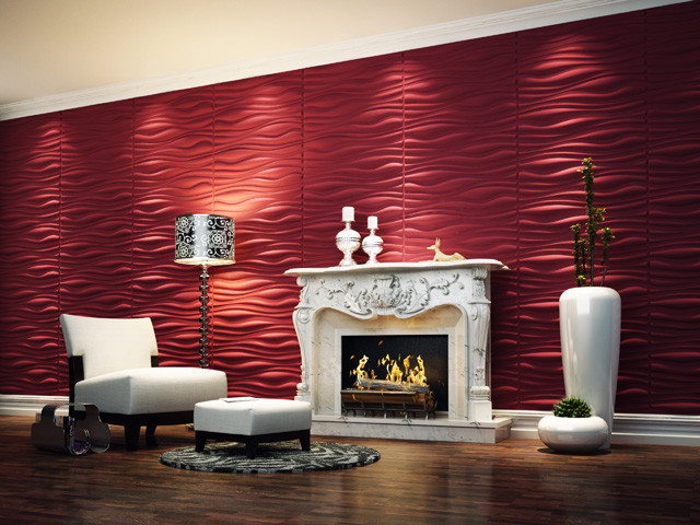 MAS decorative 3D wall panels