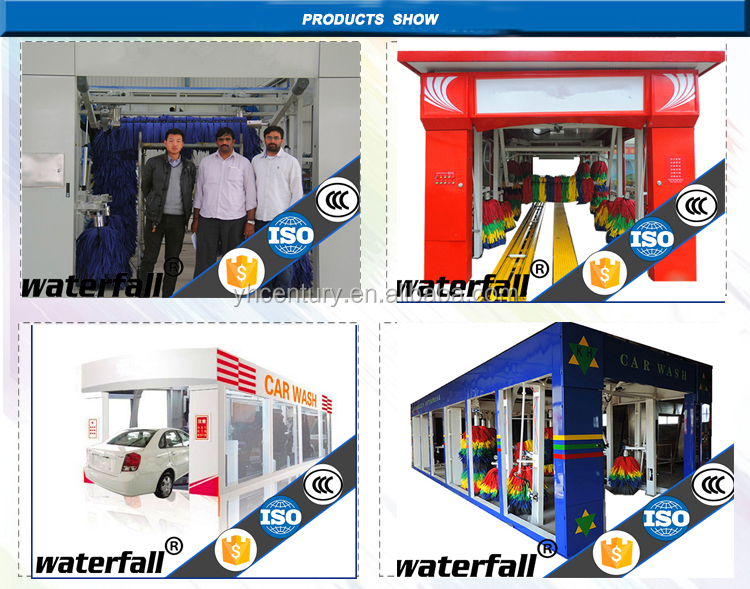 Commercial Automatic Car Wash Machines For Sale