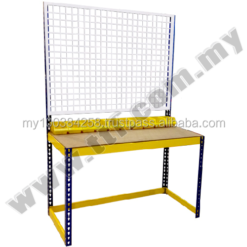 Boltless Workbench, Boltless Rack, Rack, TTF Storage Racking Systems Malaysia