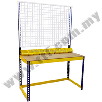 Boltless Workbench, Boltless Rack, Rack, TTF Storage Racking Systems