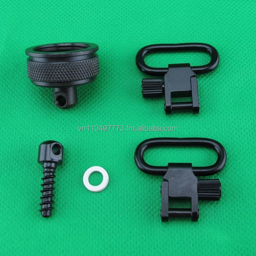 Gun Sling Rust Free Metal Swivels