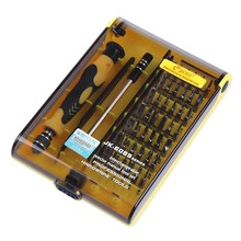 Screwdriver Set *45 in 1 Multi-Bit Tools Repair - Torx Screw Driver For multi Use (Also for PC and Phone)