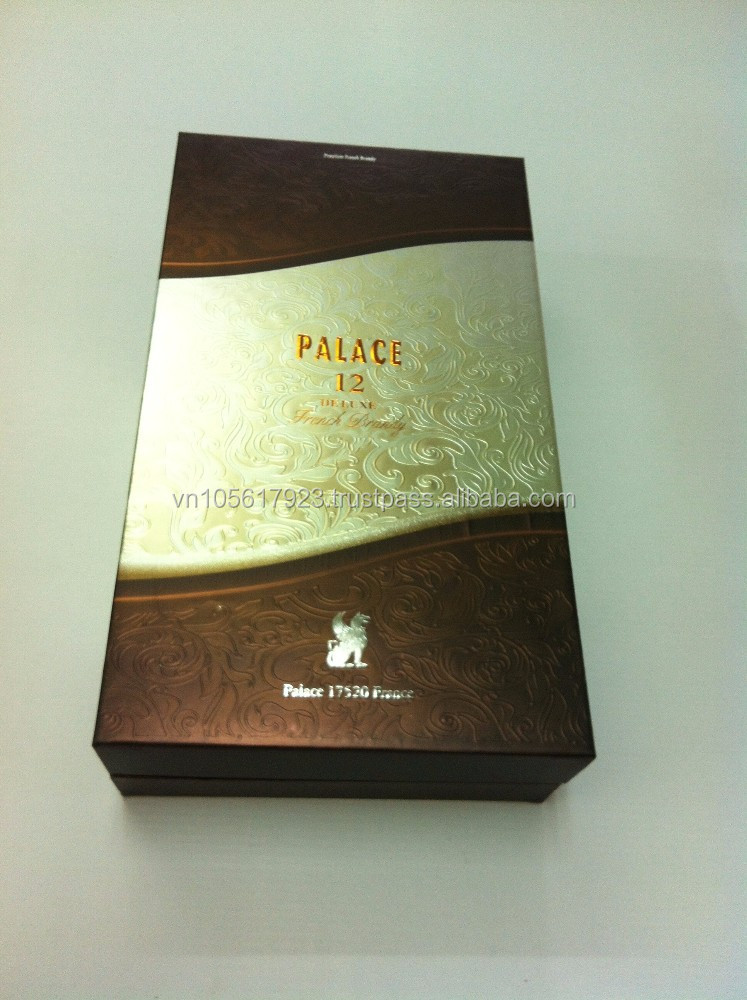 Vietnam paper box for wine packaging