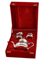 German Silver Tea & Coffee Pot Set / Exclusive Gift Product For New Year