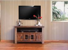 Solid wooden TV Console