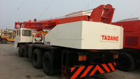 used original tadano truck crane 25ton in shanghai in china with low price