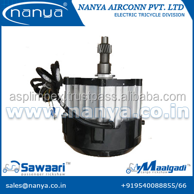 48v,850w DC brushless motor for rickshaw