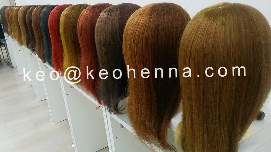 Henna For Hair Coloring Dye