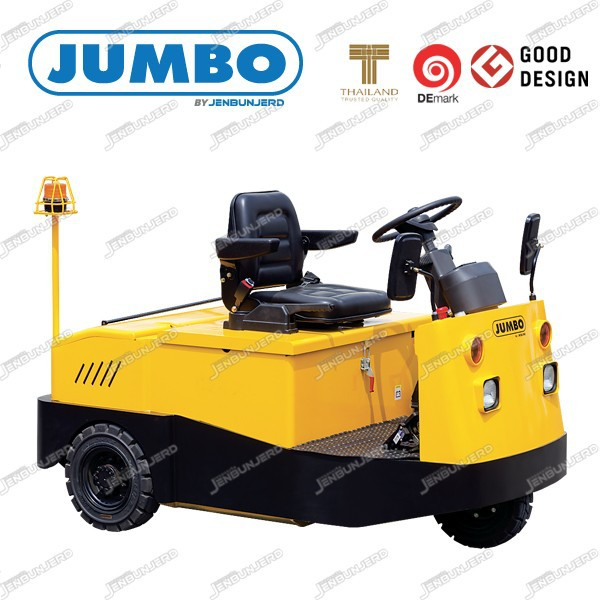 JUMBO Electric Tow Truck - Seated 5000 kg