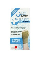 Elastic ankle / wrist / palm support