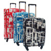 Summit ME1314 ULTRA LIGHTWEIGHT Suitcase Trolley
