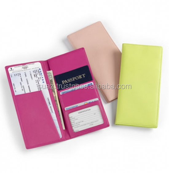 Ladies Leather Password cases , Pink Leather Card holder , Fancy Leather Card Holder