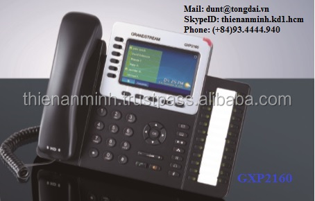 GXP2160 Enterprise IP Telephone with PoE