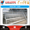 Established Supplier of Poultry Cage Delivering in Bulk at Cost-Effective Rate