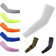 1 Pair Cooling Arm Sleeves Cover UV Sun Protection Golf bike outdoor Sports