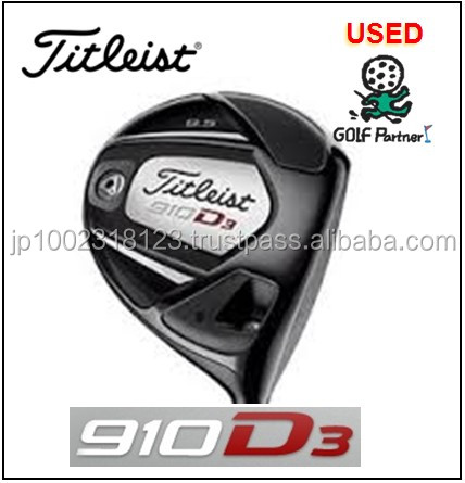 popular and Hot-selling popular items and Used Driver Titleist 910 D3 with good condition