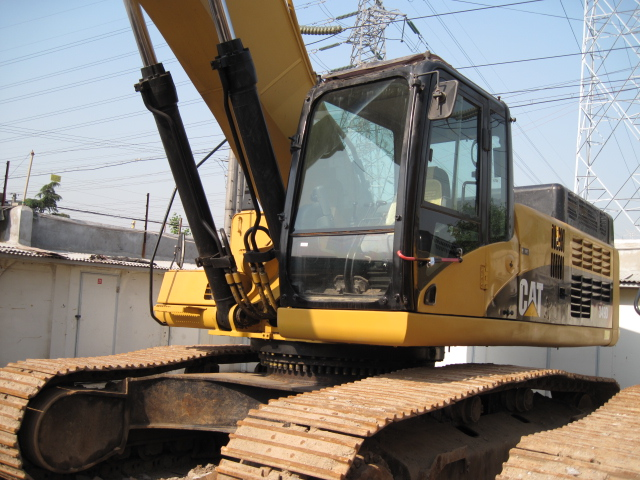 caterpillar 349 D EXCAVATOR USED FOR SALE