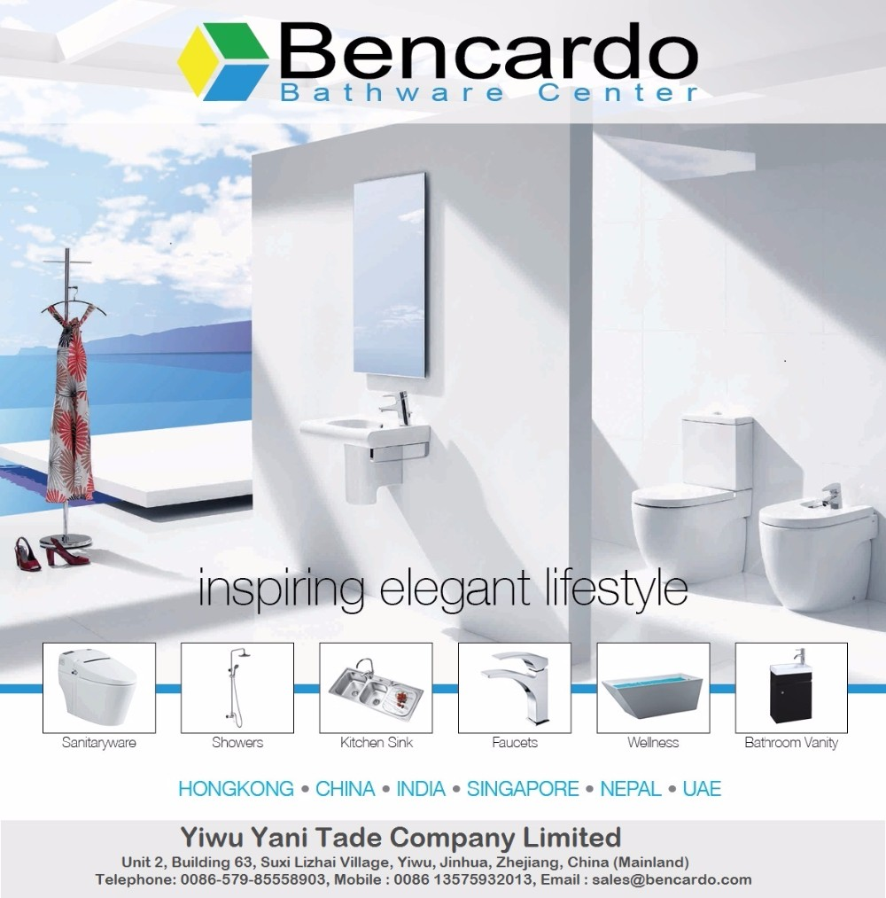 Sanitary Ware - Art Basin - Under Counter Wash Basin - Bath room Sink - Bencardo - Lily - A - 168