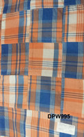 cotton twill patchwork pure custom made fabric stocklot