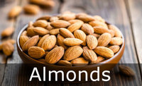 Almond Nuts - For Free Samples Visit www.agriprices.com - Wholesale Price Almonds